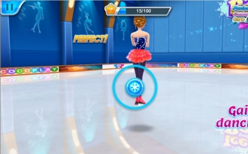 Балерина-фигуристка полная версия