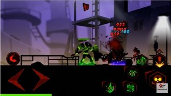 Взломанный Zombie Avengers:Stickman War Z