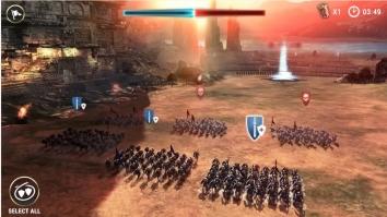 Dawn Of Titans взлом (Мод бесплатные покупки)