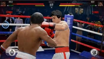 Real Boxing 2 ROCKY взломанная