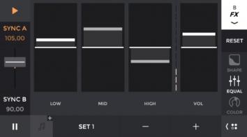 edjing PRO - Music DJ mixer (full)