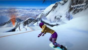 Взломанный Snowboard Party