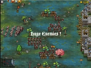 Fortress Under Siege взломанный (много денег)