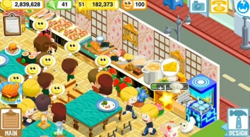 История ресторана взлом