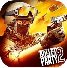 Bullet Party CS 2 : GO STRIKE взломанная