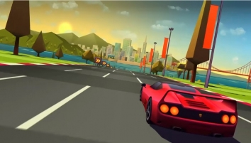 Horizon Chase - World Tour полная версия