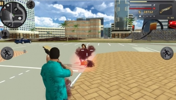 Vegas Crime Simulator взломанный