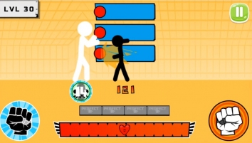 Stickman fighter : Epic battle взломанный