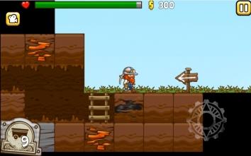 Крохотный шахтёр (Tiny Miner) взломанный