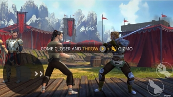 Shadow fight 3 взломанный (Мод много денег)