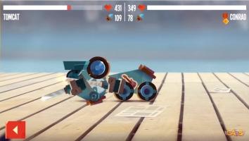 CATS: Crash Arena Turbo Stars взломанный (Мод много денег)