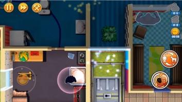 Взломанный Robbery Bob 2: Double Trouble (Мод инструменты и костюмы)