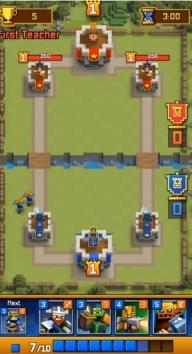 Royale Clans – Clash of Wars взломанный (Мод много денег)
