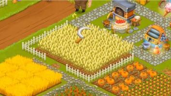 Let's Farm взломанный (Мод много денег)