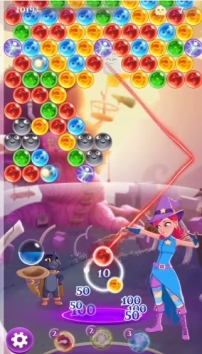 Bubble Witch 3 Saga взломанная