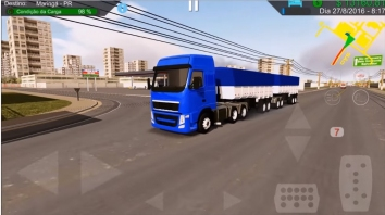 Heavy Truck Simulator взломанная (Мод много денег)
