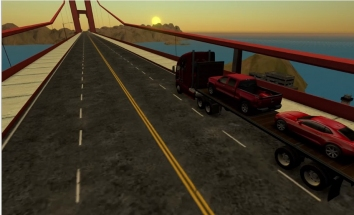 Truck Simulator USA взломанный (Мод много денег)