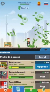 Tap Tycoon взломанная на деньги