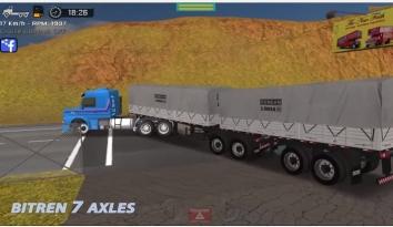 Grand Truck Simulator взломанный (Мод много денег)