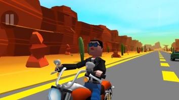 Faily Rider взломанный (Мод много денег)