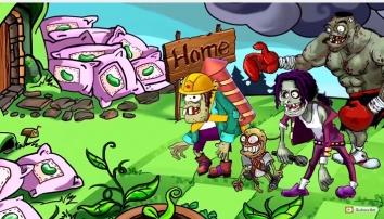 Zombie Harvest взломанный (Мод на деньги)