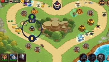 Взломанная Realm Defense: Hero Legends TD (Мод много денег)