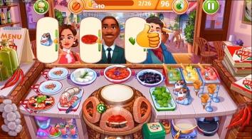 Безумный кулинар - веселая вкусная игра в ресторан взлом на деньги