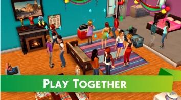 The Sims Mobile взломанная (Мод много денег)