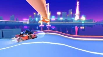 SUP Multiplayer Racing взломанная (Мод много денег)