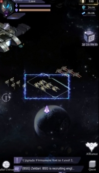 Galaxy Wars взломанный