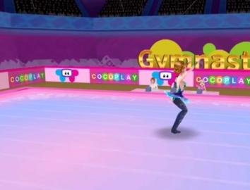 Гимнастка – Набери 10 баллов! полная версия
