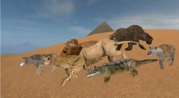 Wild Animals Online взломанный
