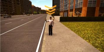 Taxi Sim 2016 взломанная (много денег)
