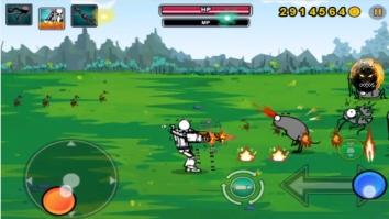 Cartoon Wars: Gunner+ взломанный (много денег)