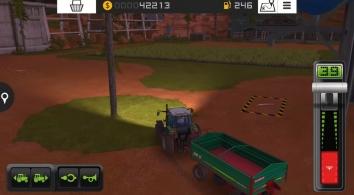 Взломанный Farming Simulator 18 (Мод много денег)