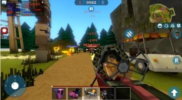 Mad GunZ — безумные стрелялки онлайн взломанный (Мод на деньги)
