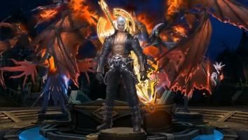 Взлом Legacy of Discord: Яростные Крылья (Мод много денег)