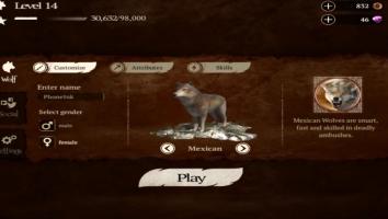 The Wolf взломанный на много денег