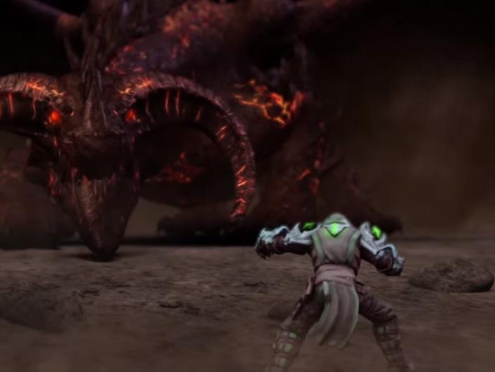 скачать взломанный dragon slayer на андроид