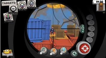 Snipers vs Thieves взломанная на много денег