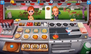 Food Truck Chef™: Cooking Game взломанная