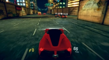 SR: Racing взломанный на много денег