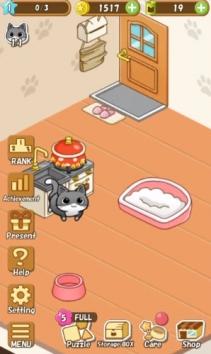 Cat Room - Cute Cat Games взломанная на много денег