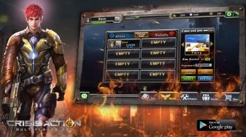 Crisis Action-FPS eSports взлом (Мод на алмазы)