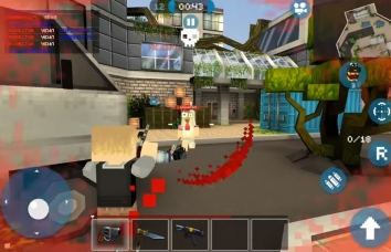 Mad GunZ — безумные стрелялки онлайн взломанный (свободные покупки)