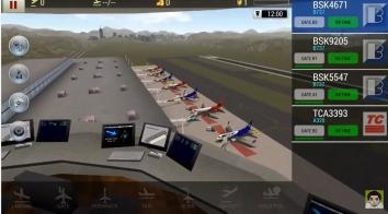Взлом Unmatched Air Traffic Control (Мод много денег)