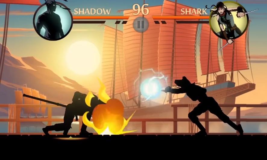 скачать бесплатно shadow fight 2 взломана