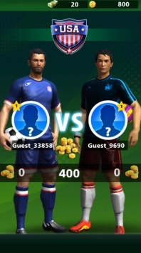 Football Strike - Multiplayer Soccer взломанный