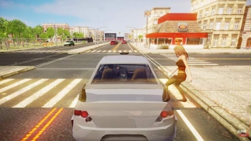 Driver Simulator взломанный