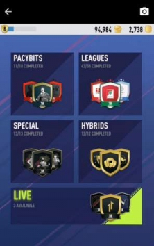 FUT 18 DRAFT by PacyBits взломанный